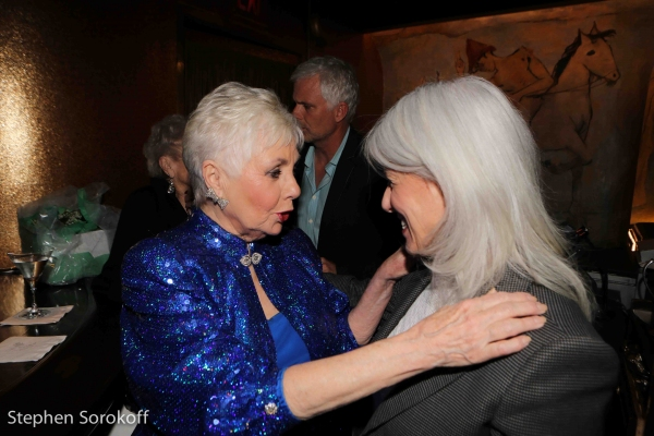 Jamie deRoy & Shirley Jones