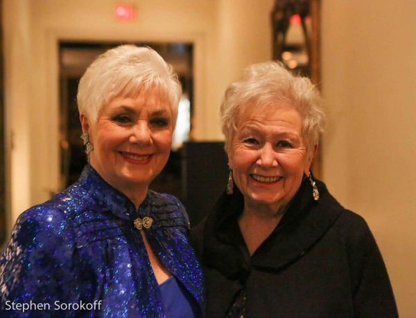 Shirley Jones & friend Photo