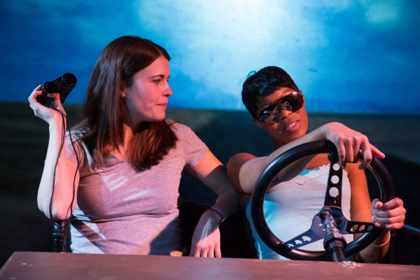 Photo Flash: First Look at Meredith Rae Lyons,  Nick Freed and More in InFusion Theatre's ITHAKA