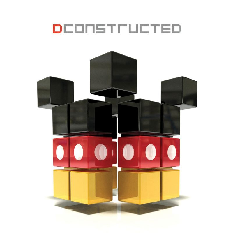 EDM Remixes of FROZEN, LION KING & More Set for Disney's DCONSTRUCTED, Out Today