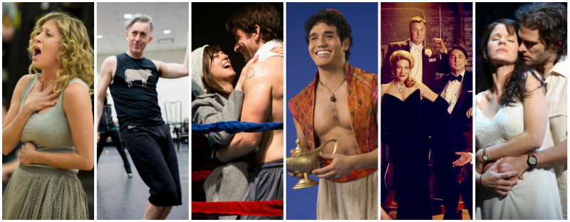 Revamped! BWW Rounds Up This Season's Broadway Adaptations
