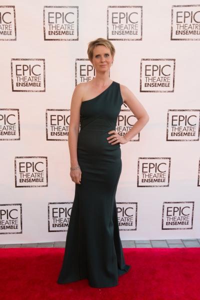 Photo Flash: Kathleen Chalfant, Cynthia Nixon and More at Epic Theatre Ensemble's 2014 Gala