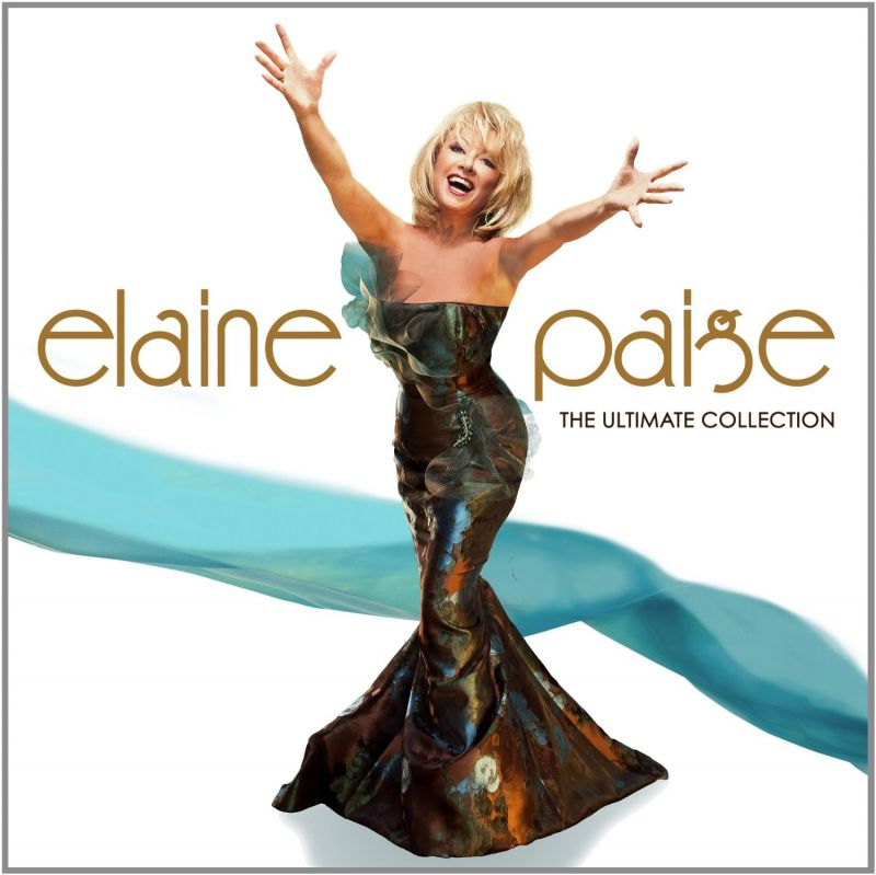 Elaine Paige's THE ULTIMATE COLLECTION Now Available