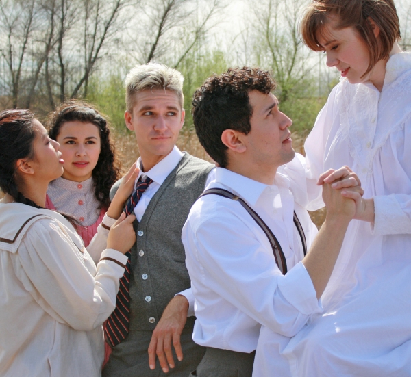 Photo Flash: Meet the Cast of Falcon's Eye Theatre's SPRING AWAKENING