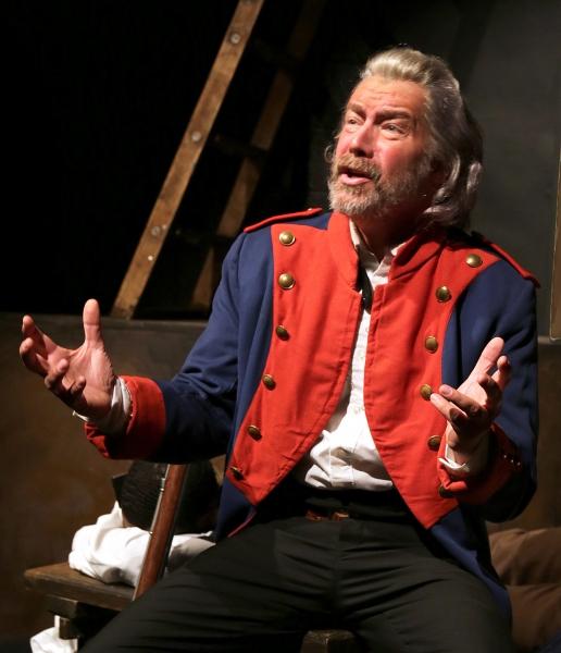 Steve Berry (Jean Valjean)