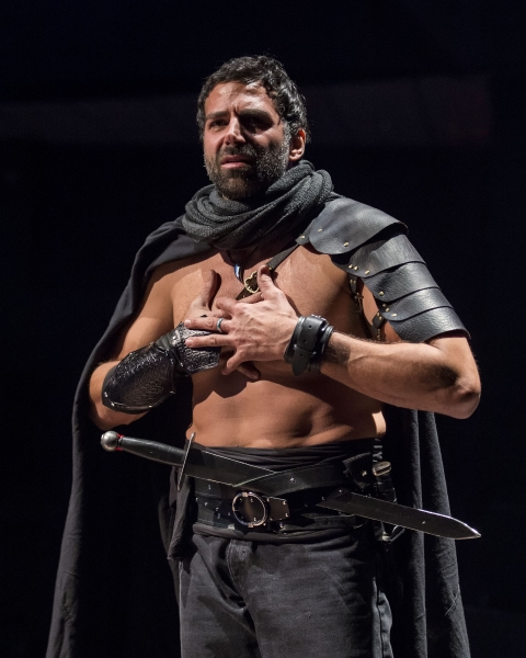 Photo Flash: First Look at A Noise Within's MACBETH