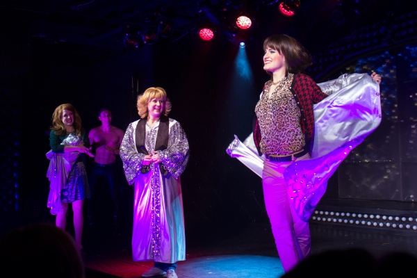 Photo Coverage: Inside Opening Night of 50 SHADES! at The Elektra Theatre