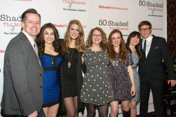 Rob Lindley, Casey Rogers, Chloe Williamson, Ashley Ward, Kaitlyn Frotton, Emily Dorezas, Al Samuels