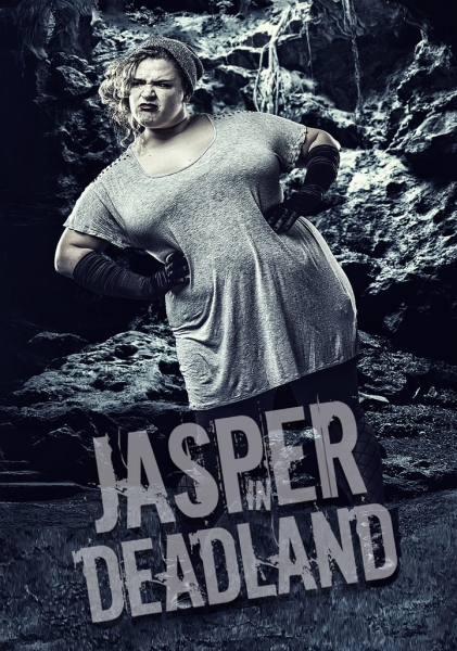 Photo Flash: Prospect Theatre Releases Promos for JASPER IN DEADLAND