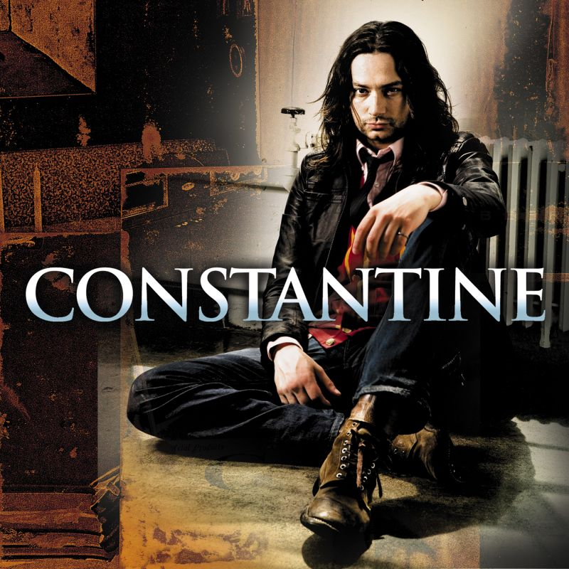 BWW CD Reviews: Constantine Maroulis' CONSTANTINE Showcases Rock Zeal and Charisma