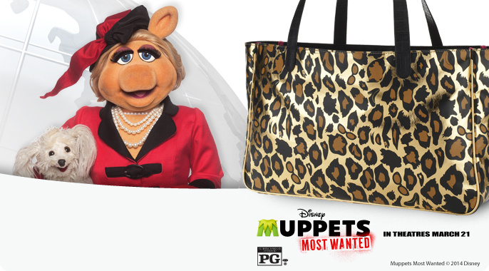Muppets to Celebrate MUPPETS MOST WANTED on QVC, 3/16