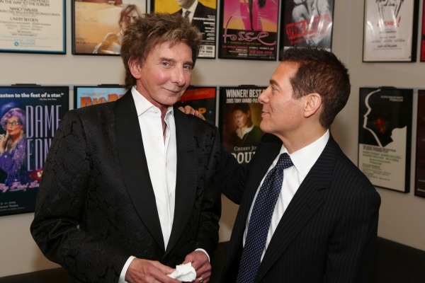 Barry Manilow, Michael Feinstein