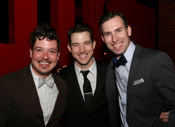 Will Blum, Matt Bailey, Dave Schoonover Photo