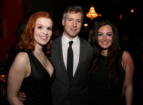Lauren Elaine Taylor, Tony Speciale, Hannah Corneau