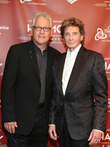 Bruce Sussman, Barry Manilow  Photo