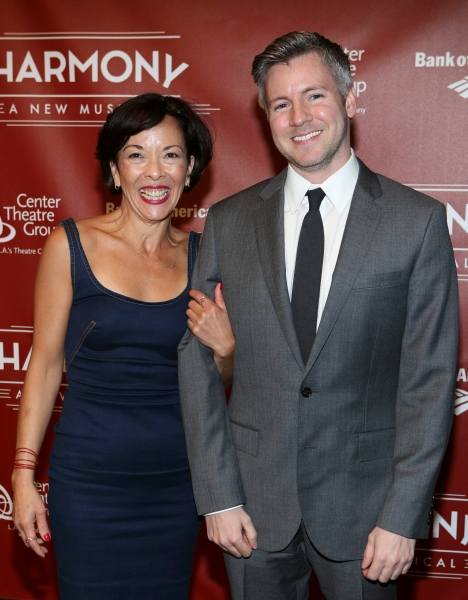 Photo Flash: Inside Opening Night of Barry Manilow's HARMONY at CTG/Ahmanson Theatre!