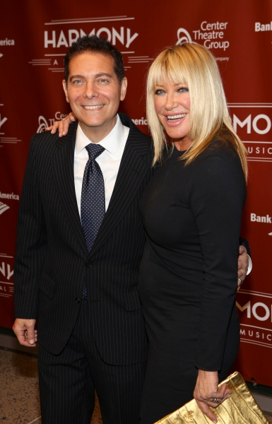 Michael Feinstein, Suzanne Somers