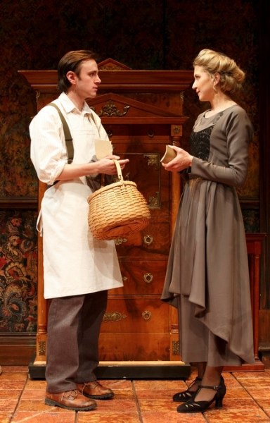 Photo Flash: First Look at Nina Arianda, Kathleen Chalfant & More in MTC's TALES FROM RED VIENNA