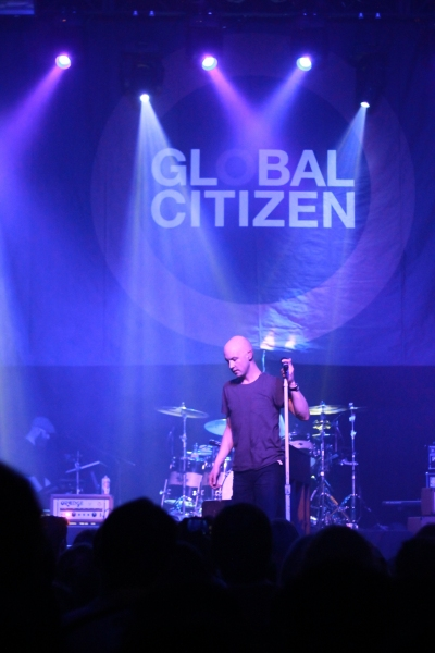 SXSW Unofficial Start with the Fray and and Global Citizen Project
