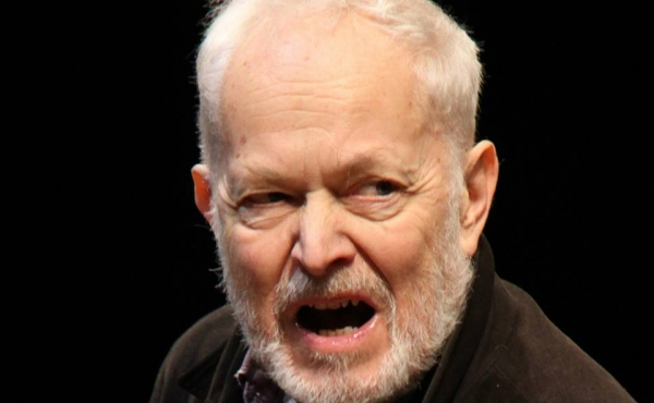 Photo Flash: In Rehearsal with Michael Pennington and More in KING LEAR at Theater for a New Audience