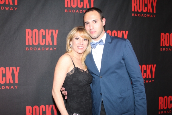 Ramona Singer and Adam Blanshay