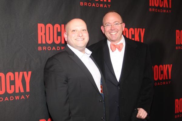 Isaac Robert Hurwitz and Philip Rosenberg Photo