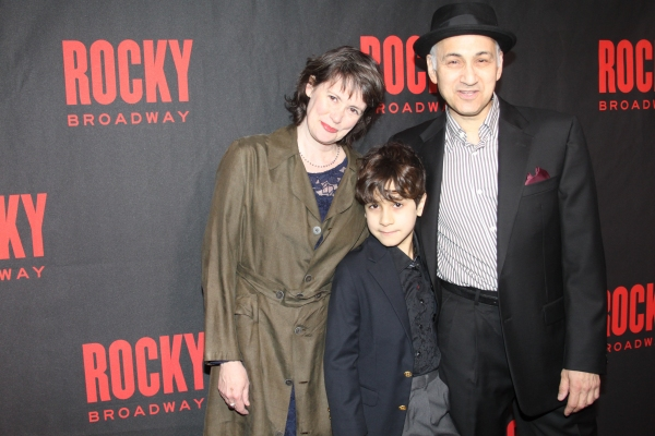 Ned Eisenberg and Family