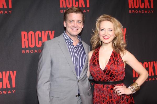 Chris Henry Coffey and Jennifer Mudge