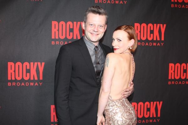 Jeremy Kushner and Jenny Lee Stern