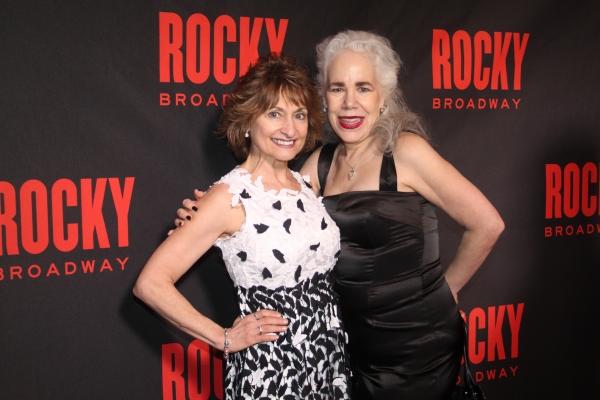 Wanda Libardi and Pamela Singer
