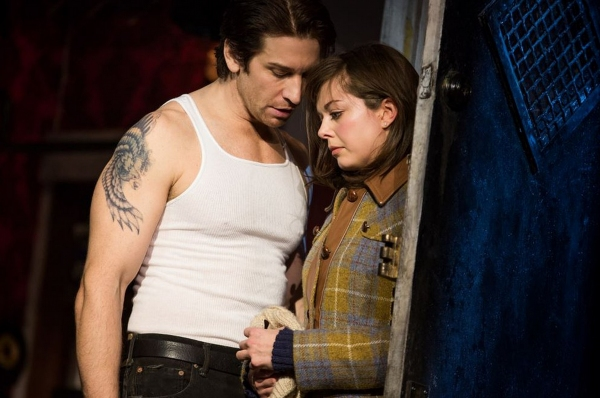 BWW Reviews:  ROCKY's Unusual Love Story Sings Beautifully