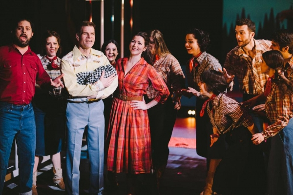 Photo Flash: World Premiere of BUM PHILLIPS ALL-AMERICAN OPERA at La MaMa, Now Playing Through 3/30