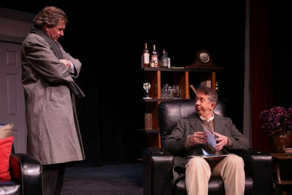 Photo Flash: First Look - Tacoma Little Theatre's CHAPTER TWO