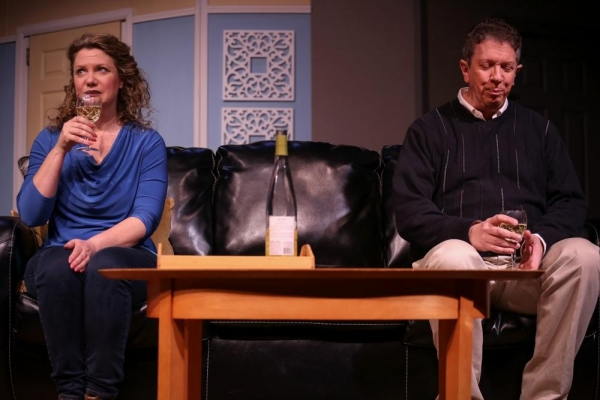 Brynne Garman as Jennie and Robert Alan Barnett as George
