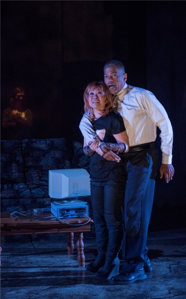 Photo Flash: First Look at Court Theatre's WATER BY THE SPOONFUL