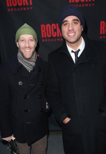 Joey Slotnick and Bobby Cannavale