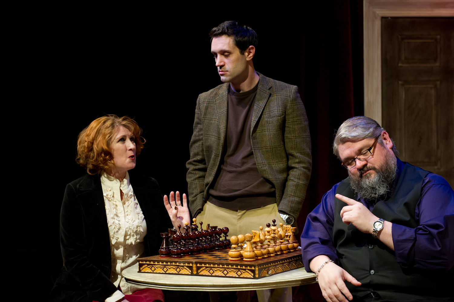 BWW Reviews: Mildred's Umbrella Theater Company's ROME is Unsettling, Interesting Theatre