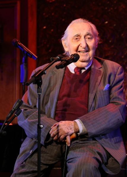 Photo Coverage: Fyvush Finkel Previews Show at 54 Below