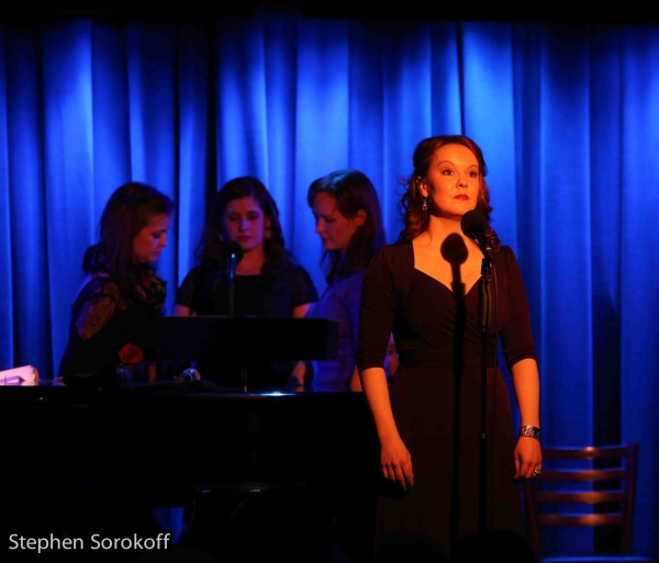 Photos: THE AMANDA MCBROOM PROJECT Plays The Laurie Beechman Theatre, Now Until 3/17