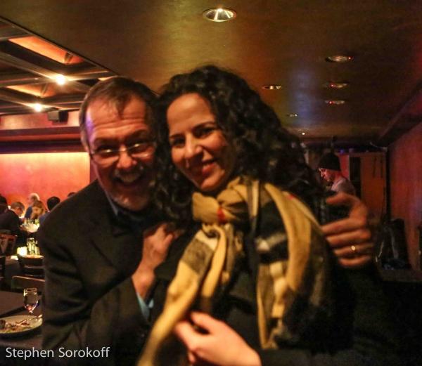 Eric Michael Gillett & Mandy Gonzalez
