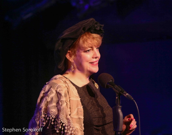 Photo Coverage: THE AMANDA MCBROOM PROJECT Plays The Laurie Beechman Theatre, Now Until 3/17
