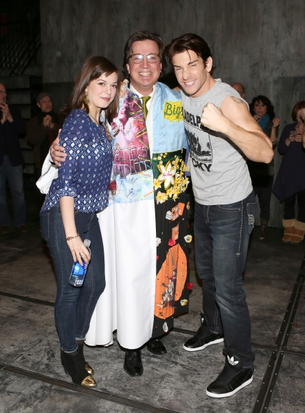 Exclusive Photo Coverage: Inside the ROCKY Gypsy Robe Ceremony!