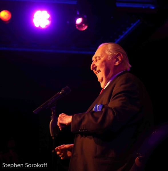 Photo Coverage: Fyvush Finkel Plays 54 Below