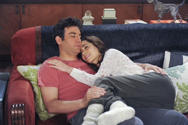 Josh Radnor as Ted, Cristin Milioti as The Mother