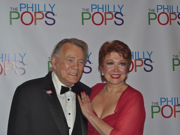Don Pippin and Donna McKechnie Photo