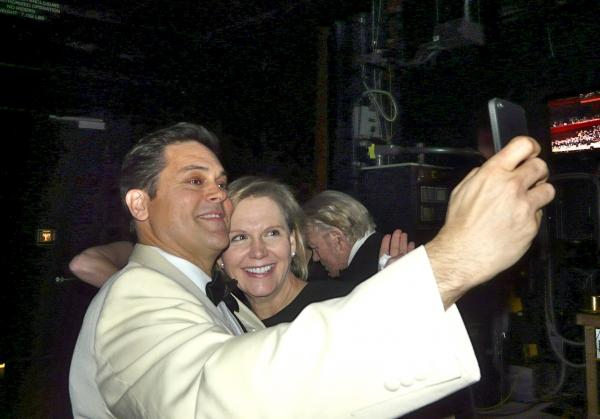 Doug LaBrecque and Terre Blair Hamlisch Photo