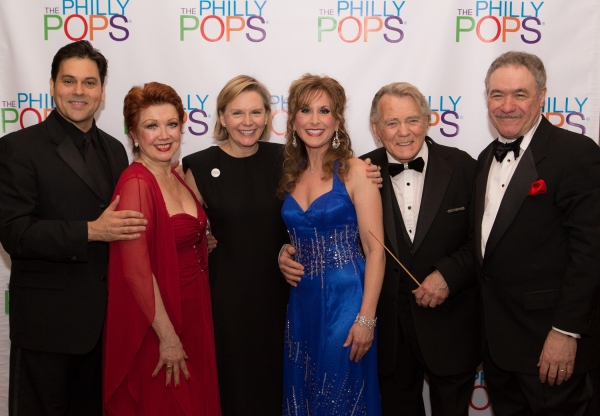 Photo Flash: Check Out Photos from the Philly POPS' MARVIN HAMLISCH- A MUSICAL TRIBUTE