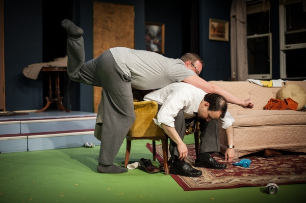 Photo Flash: Take a Look at City Theatre's THE ODD COUPLE, 3/14-30