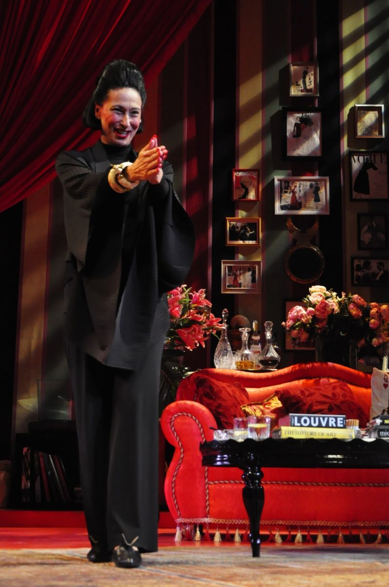 BWW Reviews: FULL GALLOP, Starring Cherie Gil