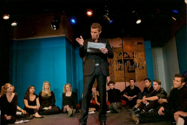 BWW Reviews: World Premiere WILD SONGS AND NAKED SOULS Shares Literary Musings on the Obsession Called Love